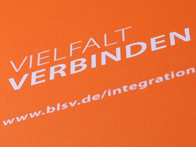 BLSV – Integration durch Sport