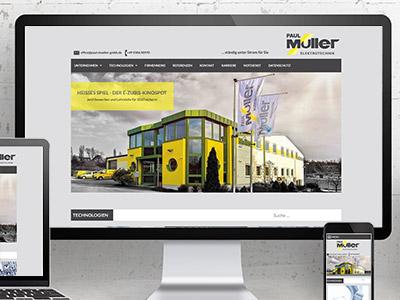 Paul Müller GmbH
