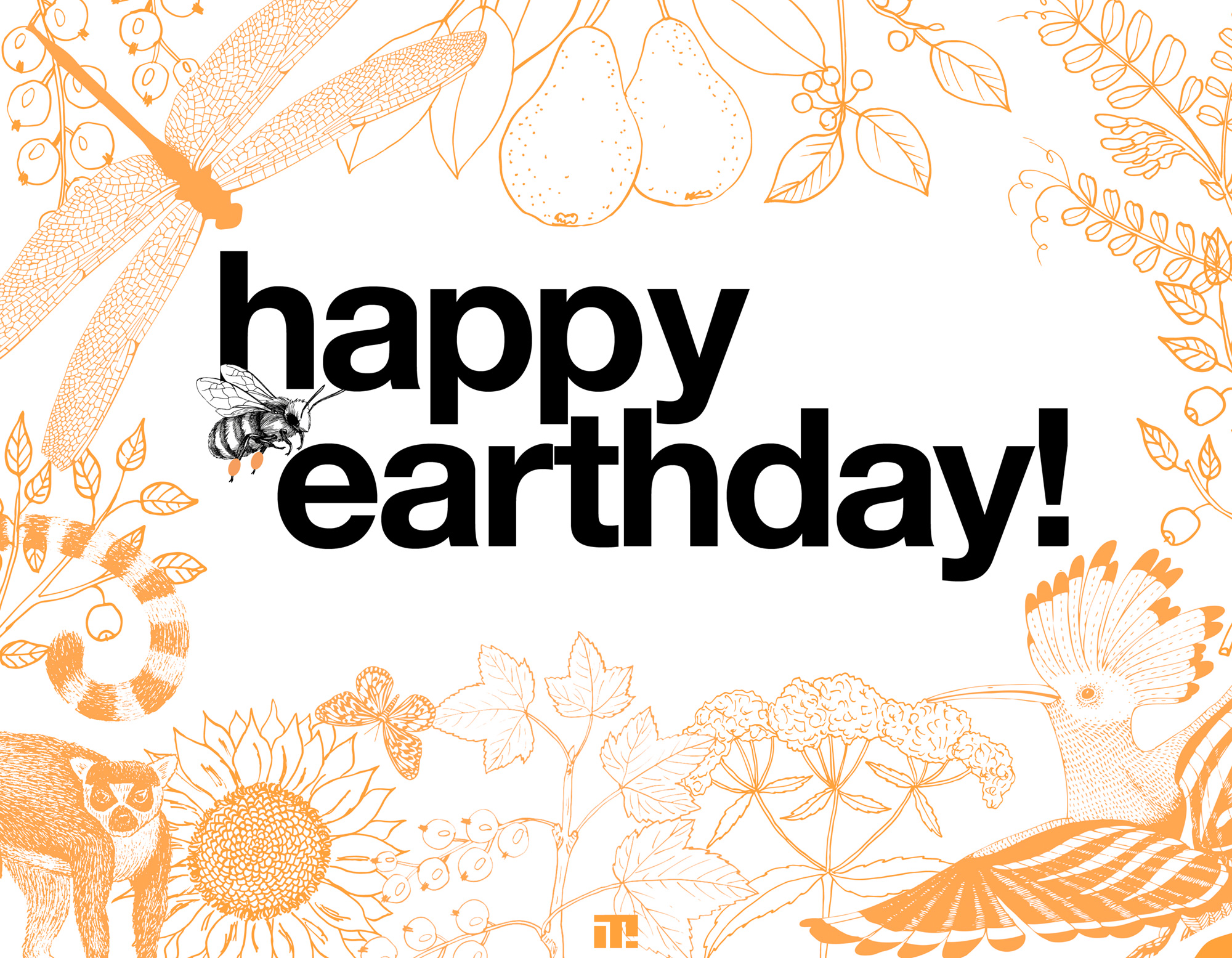 tellit_happy earthday
