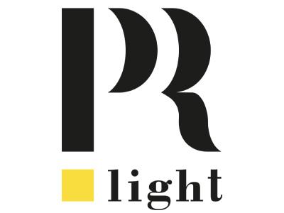PR light – digitale Präsentation und Logo